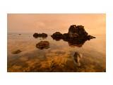 Янтарный берег Перламутровый рассвет сменял розовые краски на янтарные, на мгновения превращая знакомый берег в морскую идиллию   Просмотров: 3640 Комментариев: