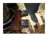 контакты камер маслянного выключателя 220 КВ  Просмотров: 1124 Комментариев: