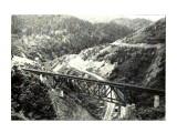 Таинственный остров... Карафуто, 1937 год. Чёртов мост.  Просмотров: 47 Комментариев: