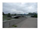 Мост через реку Свислочь! Фотограф: viktorb  Просмотров: 800 Комментариев: 0