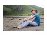 Бухта Тихая Летнее романтичное фото на берегу Охота кого моря)))  Просмотров: 202 Комментариев:
