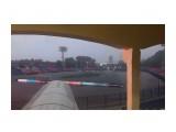 КАМРАНЬ: Стадион им.В.И Ленина после дождя