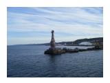 маяк Холмска Этот маяк построили ещё японцы, может быть поэтому наши власти игнорируют его реставрацию?  Просмотров: 438 Комментариев: