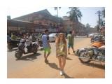 DSCN0293 Индия, улочка Калангута  Просмотров: 11 Комментариев: