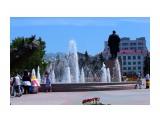Название: У городского фонтана Фотоальбом: 2010 08 29-31 В Южный по Сахалину Категория: Туризм, путешествия Фотограф: vikirin  Время съемки/редактирования: 2011:06:27 12:43:26 Фотокамера: Canon - Canon EOS Kiss X3 Диафрагма: f/9.0 Выдержка: 1/320 Фокусное расстояние: 55/1 Светочуствительность: 100   Просмотров: 2408 Комментариев: 0