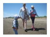 Летом вместе на море Последний раз вместе на морском берегу Анивы  Просмотров: 424 Комментариев: 0