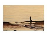 Одинокий рыбак. Фотограф: 7388PetVladVik  Просмотров: 3604 Комментариев: 1