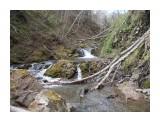 Valery: Верхний водопад каскада на р. Мелководной