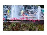 У городского фонтана Фотограф: vikirin  Просмотров: 2242 Комментариев: 0