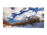 зимним днём на реке  Просмотров: 1254 Комментариев: 0