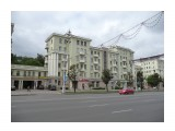 Архитектура Минска! Фотограф: viktorb  Просмотров: 813 Комментариев: 0