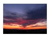 Красные облака к ветру..  Фотограф: vikirin  Просмотров: 4309 Комментариев: 2
