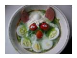 Название: Photo0183 Фотоальбом: еда Категория: Разное Описание: салат -щелкунчик(мышь в жабо)  Просмотров: 513 Комментариев: 0