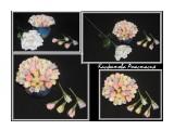 микро цветы)) необычный заказ на 43 микро цветка ручной работы для декора) размер каждого всего 6см)  Просмотров: 1755 Комментариев: 0