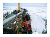Промысел в Татарском проливе зимой. Фотограф: 7388PetVladVik  Просмотров: 3443 Комментариев: 1