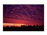 Sunrise Город Гамильтон в Канаде. Снимок сделан из окна квартиры моего друга Джона в Сети известного как ftp1020.  Просмотров: 1814 Комментариев: