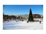 Новогодняя площадь Фотограф: gadzila  Просмотров: 2383 Комментариев: 0