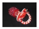"""соска-пустышка длина 33см конфеты """"Вишня в шоколаде"""" около 80шт порционные шоколадки """"Киндер шоколад"""" 10шт  Просмотров: 1579 Комментариев: 0"""