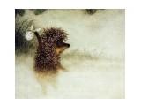 Название: Ёжик. Фотоальбом: Живности Категория: Разное Описание: Иногда так хочется стать ёжиком, собрать в тряпочку всякую крень, повесить на палочку, палочку на плечо и медленно уйти в туман...  Просмотров: 38 Комментариев: 0