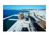 Углегорский порт, вид на север Фотограф: В.Дейкин  Просмотров: 1420 Комментариев: 0