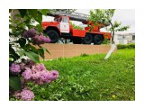 На Пуркаева, около пожарной части.  Просмотров: 483 Комментариев: 0
