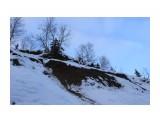 Снег сползает лавинками.  Просмотров: 419 Комментариев: