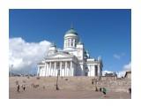 Хельсинки. Лютеранский кафедральный собор