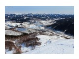 Окрестности Невельска. (внизу село Колхозное). Фотограф: 7388PetVladVik  Просмотров: 2968 Комментариев: 0