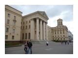 Архитектура Минска! Фотограф: viktorb  Просмотров: 817 Комментариев: 0