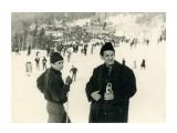 """Турбаза """"Горный Воздух"""" 60-е годы прошлого века портрет  Просмотров: 878 Комментариев: 1"""