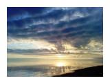 Закаты на море каждый раз неповторимы.. Фотограф: vikirin  Просмотров: 3113 Комментариев: 0
