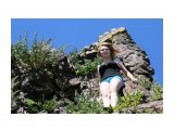 Скалы, солнце, море... Фотограф: gadzila  Просмотров: 1400 Комментариев: 0