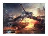 World of Tanks (01-60x80) World of Tanks (60x80cm) (другие размеры)  Просмотров: 328 Комментариев: 0