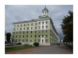 Архитектура Минска! Фотограф: viktorb  Просмотров: 895 Комментариев: 0