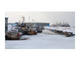 Невельский порт зимой (северная часть). Фотограф: 7388PetVladVik  Просмотров: 4016 Комментариев: 0
