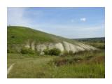 Меловая гора.на вершине которой была крепость 16 века! Фотограф: viktorb  Просмотров: 641 Комментариев: 0