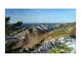 Хребет Шренка, вид на запад Фотограф: В.Дейкин  Просмотров: 1055 Комментариев: 0