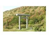 Тории перед непосредственным входом в храм, японских времен  Просмотров: 292 Комментариев: 0