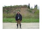 Как не сфотаться на форпосте! Фотограф: viktorb о. Сахалин, район Яблоневого перевала!  Просмотров: 878 Комментариев: 0