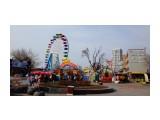DSC02052 На территории набережной расположен детский парк аттракционов и колесо обозрения, он же парк культуры и отдыха «Карусель».  Просмотров: 60 Комментариев: 0