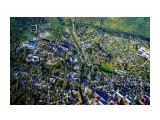 Вид на рабочий поселок Фотограф: В.Дейкин  Просмотров: 1541 Комментариев: 1