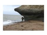 Пробежать между волнами..  Фотограф: vikirin  Просмотров: 1759 Комментариев: 0