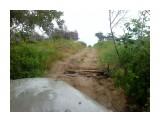 Дорога на Комсомольск убита.. 5 часов тряски 20-30 км/ч.. голова откручивается... Фотограф: vikirin  Просмотров: 3261 Комментариев: 0