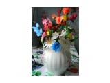 Керамическая флористика (цветы из глины слепленные вручную) полевые цветы  Просмотров: 2831 Комментариев: 0