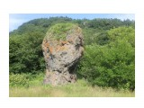 Leonty: Скала-памятник природы