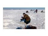Лед толстенный.. леска длиной 4 м. Фотограф: vikirin  Просмотров: 1219 Комментариев: 0
