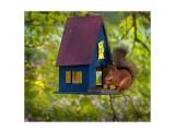 Белка в доме том живёт и орехи всё грызёт .  Просмотров: 25 Комментариев: