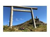 Тории, символические ворота японских времен  Просмотров: 178 Комментариев: 0