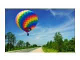 воздушный шар Фотограф: В.Дейкин  Просмотров: 2880 Комментариев: 6