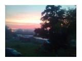 Фото4165 Утро в деревне.Восход.  Просмотров: 494 Комментариев: 0